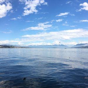苏黎世湖旅游景点攻略图