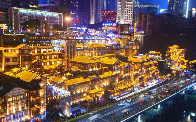去山城哪些地方打卡,这份重庆3天2夜最强打卡攻略告诉你!