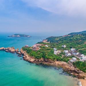 舟山游记图文-【舟山·花鸟岛】蓝白梦境,中国の圣托里尼
