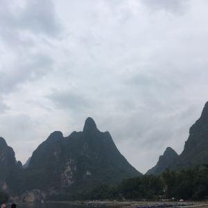漓江四星游船旅游景点攻略图