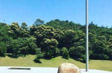 李禹焕美术馆超热人气景点,随手一拍就是大片 到了日本的直岛町以后可以乘坐巴士来到景点,下车后大概步行
