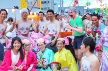 富良野北海肚脐祭,是富良野地区最有特色的一个节日,因富良野地处北海道的中部,又被戏称为北海道的肚脐,