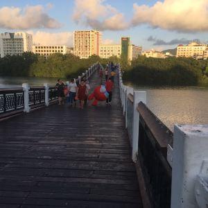 情人桥旅游景点攻略图