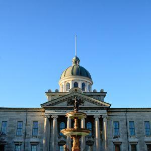 金斯顿市政厅旅游景点攻略图