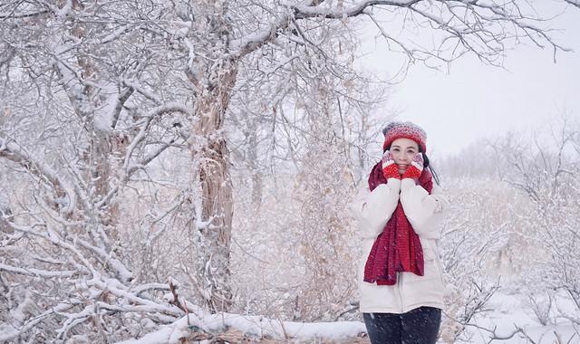 新疆克拉玛依 I 带你走进冬日冰雪童话