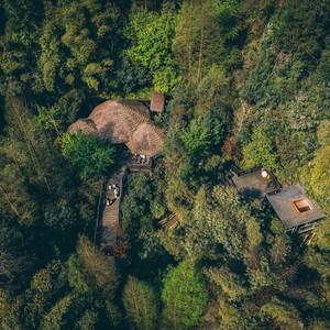 都江堰游记图文-成都周边亲子游|带孩子回归自然,住进精灵的树屋里