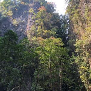 攀牙湾国家公园旅游景点攻略图