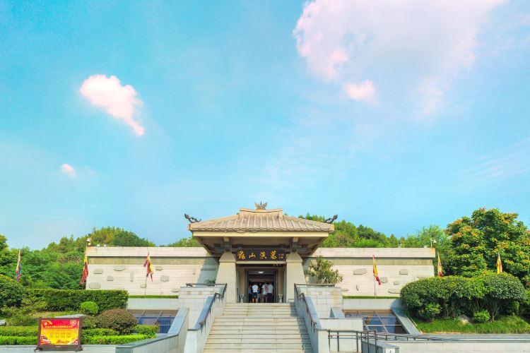 Guishan Han Dynasty Tombs4