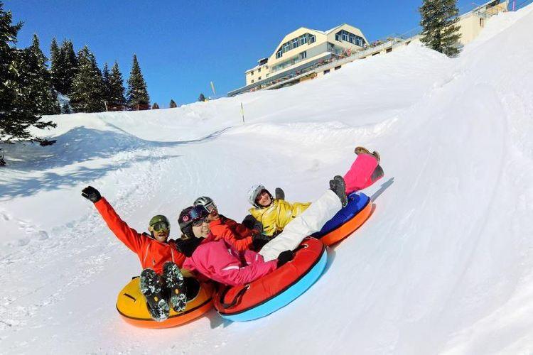 鐵力士山雪地體驗樂園