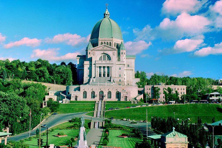 Saint Joseph's Oratory of Mount Royal(L'Oratoire Saint-Joseph du Mont-Royal)
