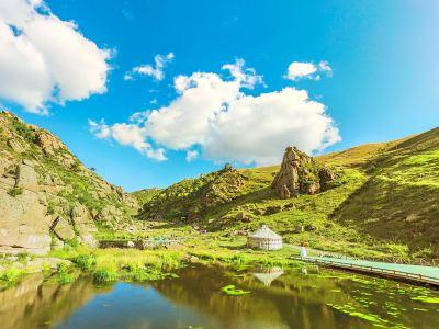 輝騰錫勒黃花溝草原旅遊區