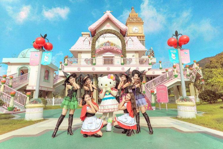 杭州Hello Kitty樂園2