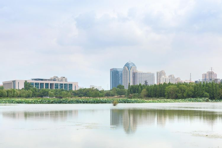 艾溪湖濕地公園