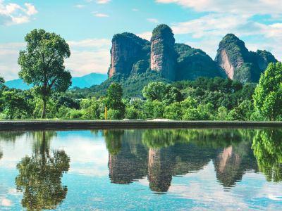 Mount Longhu Scenic Area