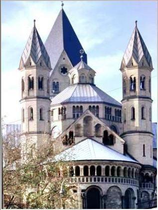羅馬式教堂