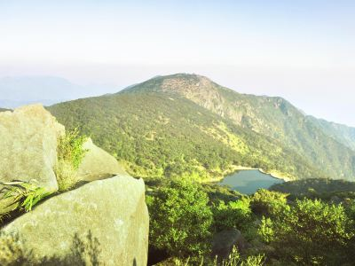 Shiniu Mountain Scenic Area