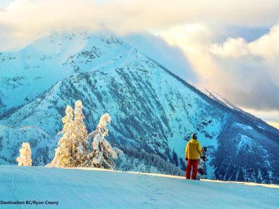 Revelstoke滑雪場