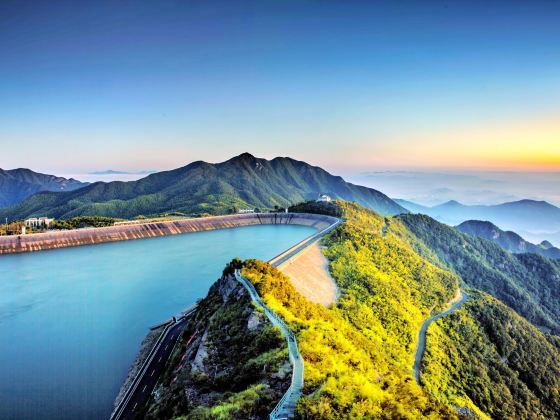 Tianhuangping Scenic Area