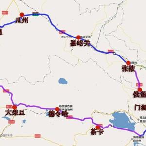 西宁游记图文-甘青大环线,寻梦大西北