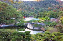 [2016年11月][秋游日本关西]跑去了四国岛:高松栗林公园