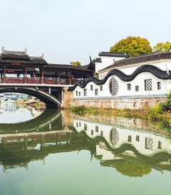 [甪直古镇游记图片] 江南春晓,我在甪直古镇,等一场盛世花开