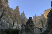 岩土崖,新西兰难得一见的景