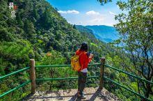 浙江这个大峡谷  拥有绝美山景