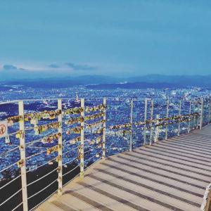 前山瞭望台旅游景点攻略图