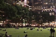 纽约市曼哈顿夜晚好地方