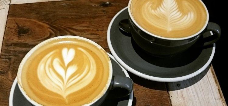 NO FIRE NO GLORY Kaffee Bar2