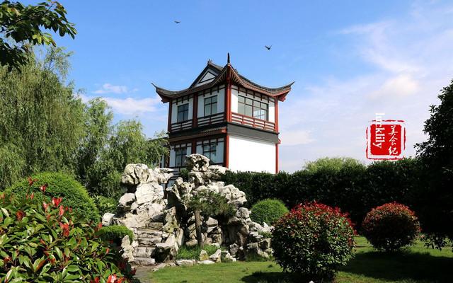 #食美林体验师# 古镇邵伯,千年美景里品24味龙虾