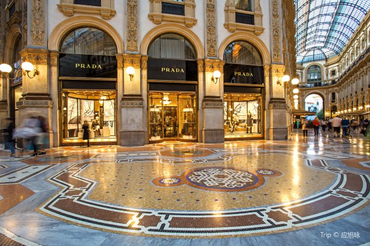 Galleria Vittorio Emanuele II3