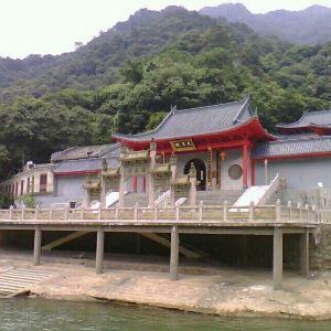 飞来寺旅游景点攻略图