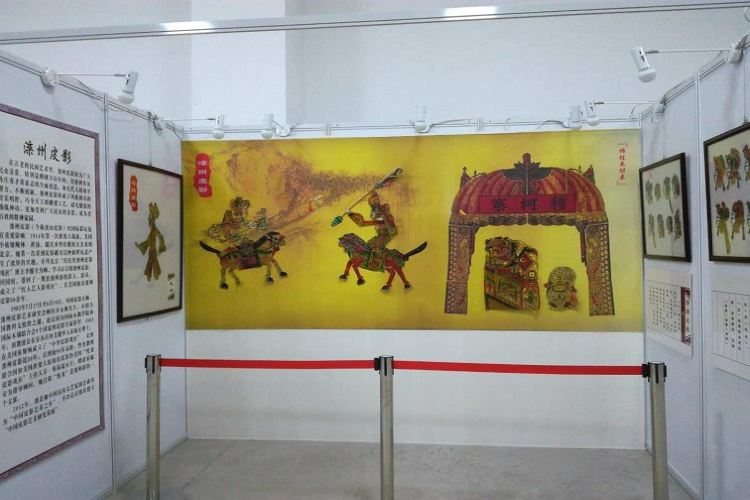 Luanxian Ancient City Without Civilians Intangible Heritage Cultural Center1