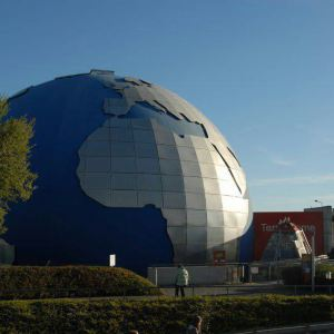 图卢兹太空城旅游景点攻略图