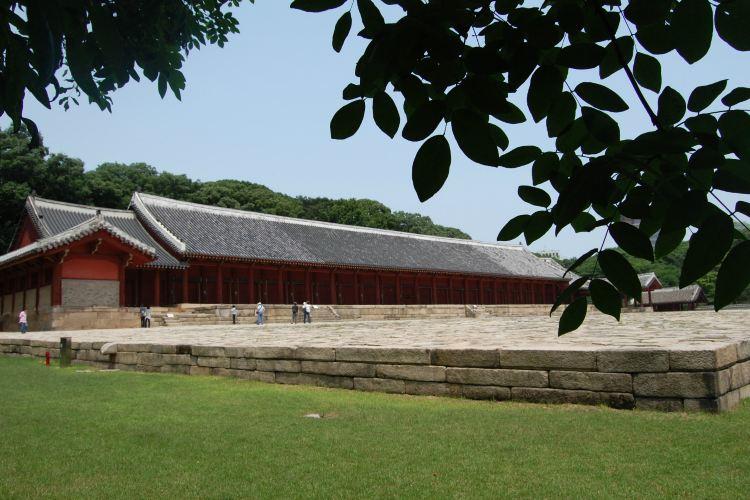 Jongmyo Shrine4