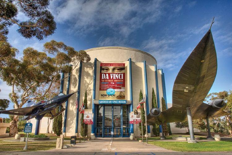 聖地亞哥航空航天博物館1