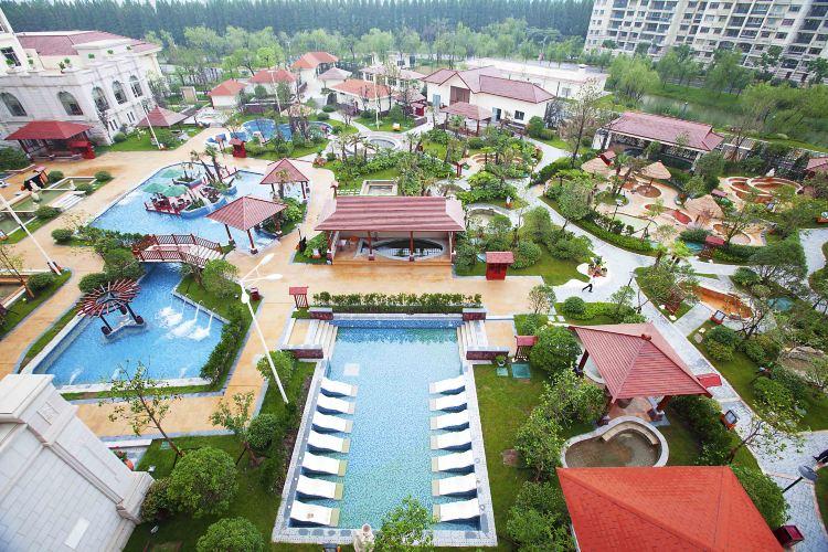 The Taizhou Bigui Park Hot Springs3