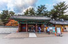 韩国庆州大陵苑