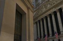 美国华尔街。