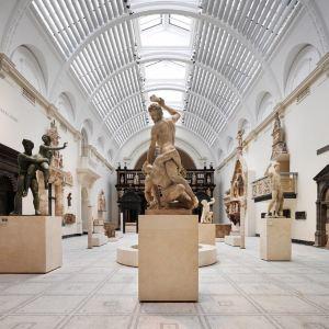 维多利亚女王博物馆和美术馆旅游景点攻略图