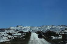 翻越阿特拉斯山脉