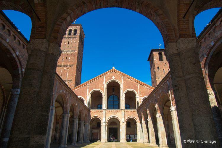 Basilica di Sant'Ambrogio4