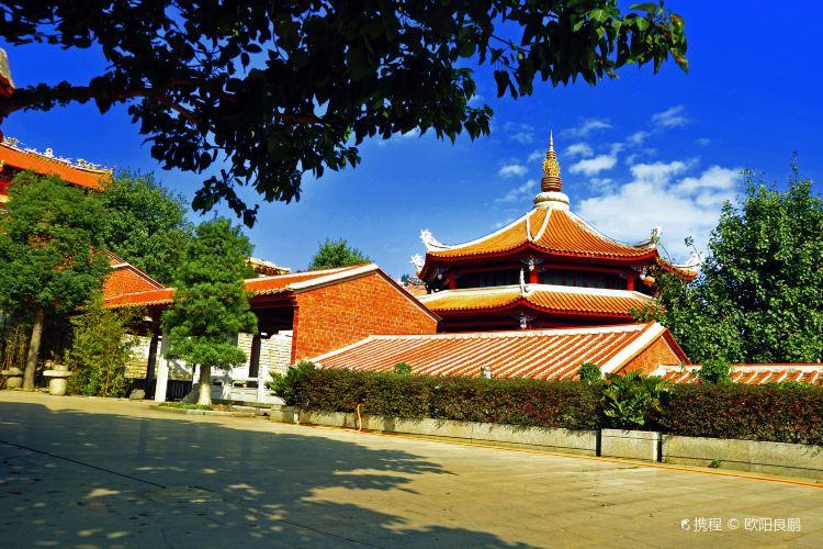 Quanzhou Shaolin Temple1
