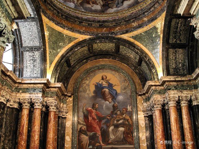 산타마리아 델 포폴로 성당1