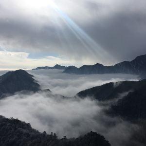 观云台旅游景点攻略图