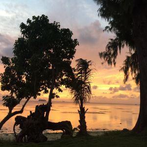 夕阳游艇晚宴旅游景点攻略图