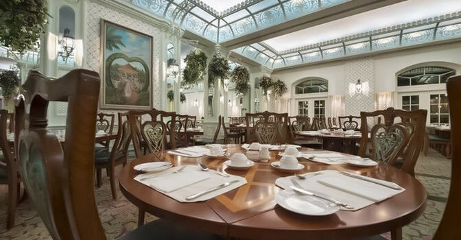 Enchanted Garden Restaurant1