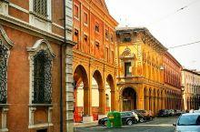 意大利古老城市博洛尼亚!