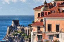 我眼中意大利最美的地方-阿玛菲海岸
